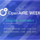 OpenAIRE Week! Building Open Science Gateways to open and linked research outcomes